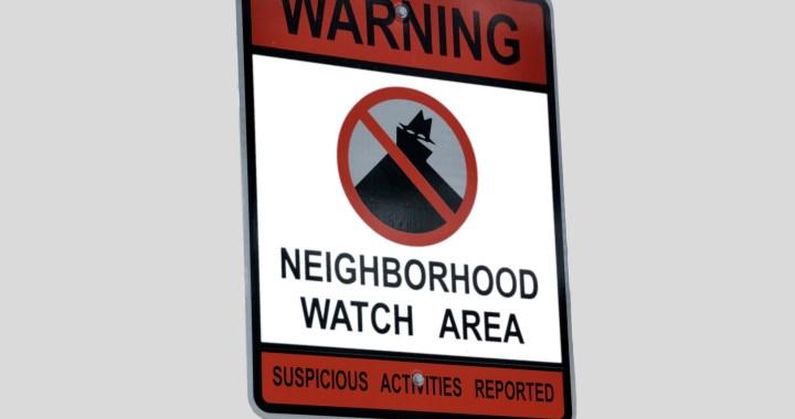 Neighborhood Watch Training
