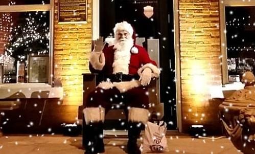 Christmas starts tonight in Martin City
