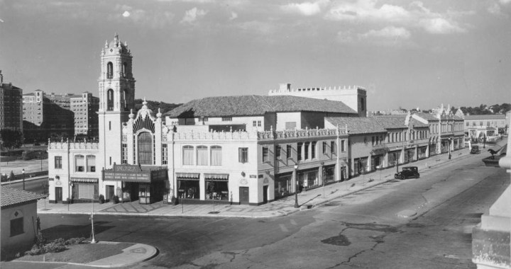 The Country Club Plaza: The nation's first outdoor shopping mall