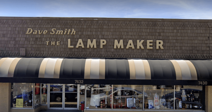 After 50 years, it's lights out for Dave Smith the Lamp Maker
