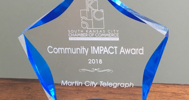 Nominations for South KC Impact Awards due Friday