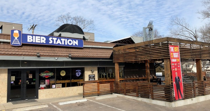 Bier Station is a gathering space for  community and beer enthusiasts alike