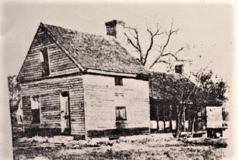 Joel Lipscomb house 1930
