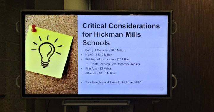 Hickman Mills School District to hold virtual forum on no-tax increase bond