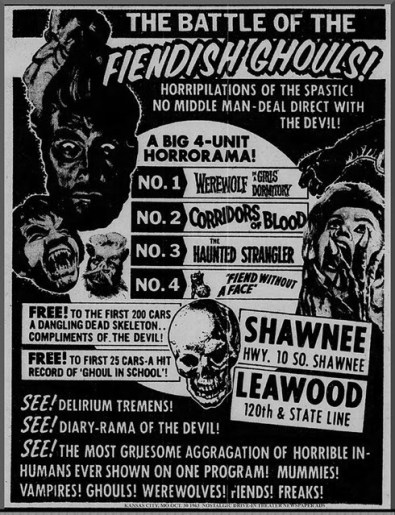 ad leawood drive in Oct 30 1963