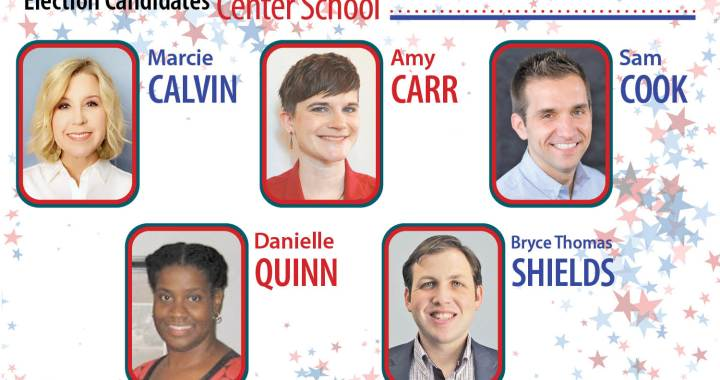 Get to know your Center School District School Board candidates