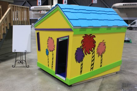 Dr Suess Playhouse