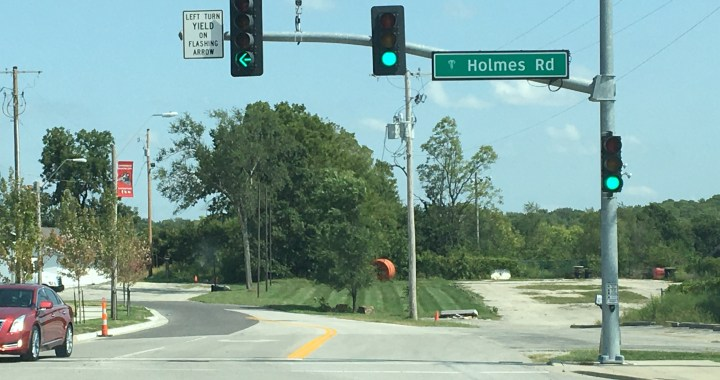 Holmes Rd. improvements to include cul-de-sac off 135th St.
