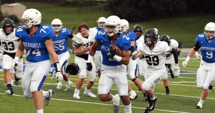 Rockhurst High School starts season with new football coach