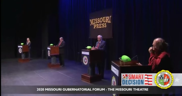 Gubernatorial candidates spar over Covid-19, economy and health care