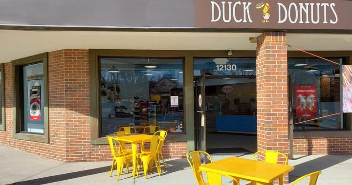 Duck Donuts re-opens on State Line Rd.