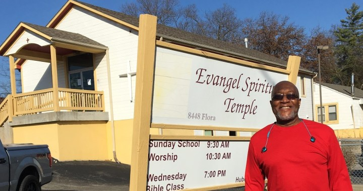 Pastor and his church help revive Marlborough district
