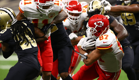 Chiefs Go Undefeated on the Road