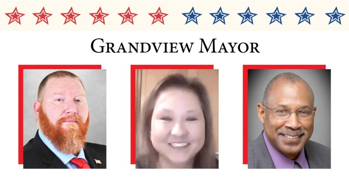 Know your Grandview Mayoral candidates