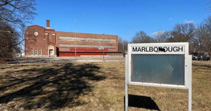 Abandoned Marlborough School gets investor(s) and new hope