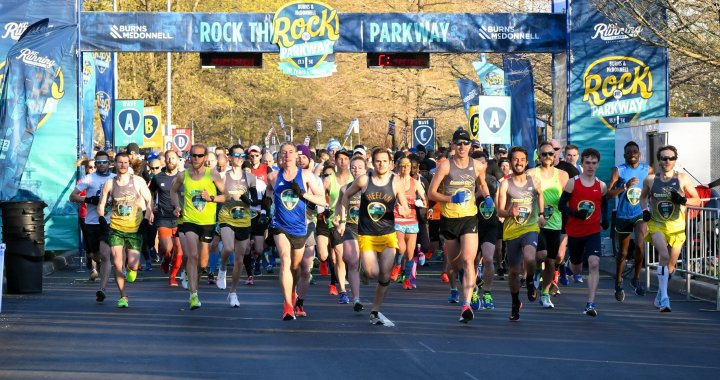 Thousands of runners will Rock the Parkway Saturday