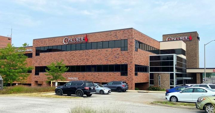 Concorde Career College moves into St. Joseph Medical Center complex