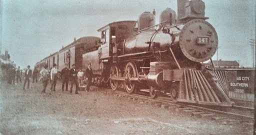 """""""…From Kansas City to the Salt Water!"""" – The story of the Kansas City Southern Railway"""