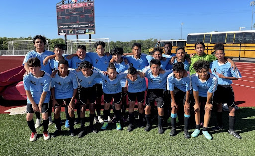 Grandview Soccer starts off strong