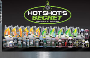 Hot Shot's Secret family of fuel and oil additives and more.