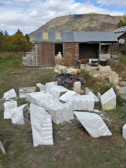 Birdhaven Studio Workshop, Woody Creek, Colorado