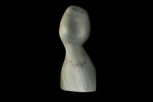 The Belle, The Maiden Collection / Yule Marble / 7.5 x 6 x 18.5 inch / 23 lbs / SN120902 / $2,500