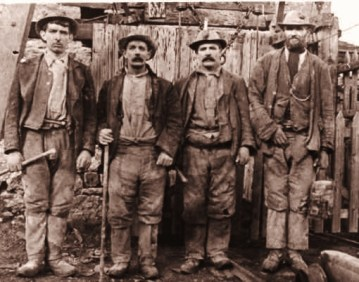 Early Colorado Miners
