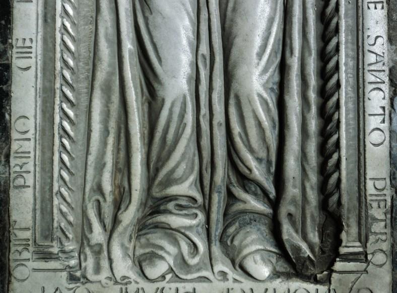 The Gravestones, Camposanto, Pisa, Tuscany, Italy