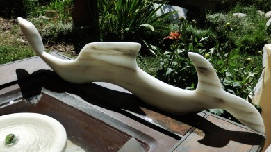 Nessie / Autumn of 14 Collection / Colorado Yule Marble / Sculpture 2