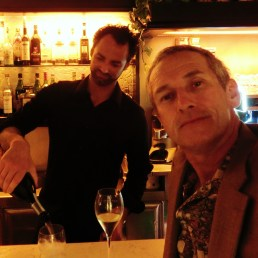 Martin Cooney, Bar Avio, Pietrasanta, Tuscany, Rogue Carver on the Loose in Italy