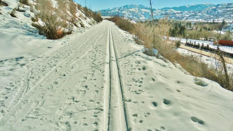 Rio Grande Railbed Trail, Woody Creek, CO