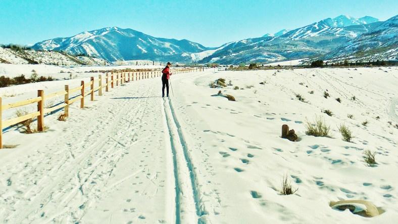 Kris, Rio Grande Track-Bed Trail, Woody Creek, CO