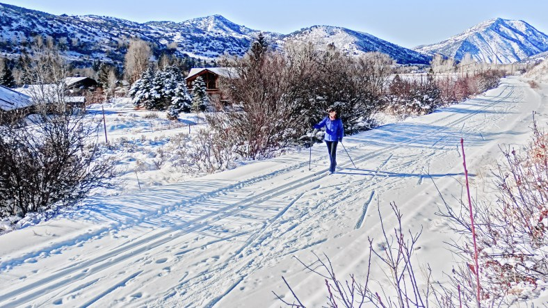 Kris Cooney, Rio Grande Nordic Trail