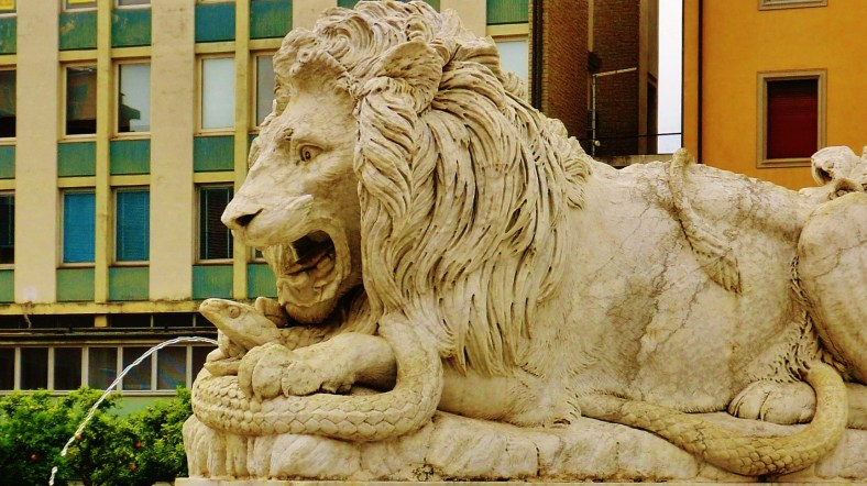 Massa Lion, The Bold One,