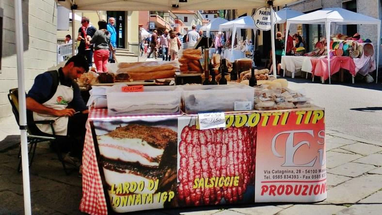 Festival at Fivizzano, Luginiana, Tuscany, Italy
