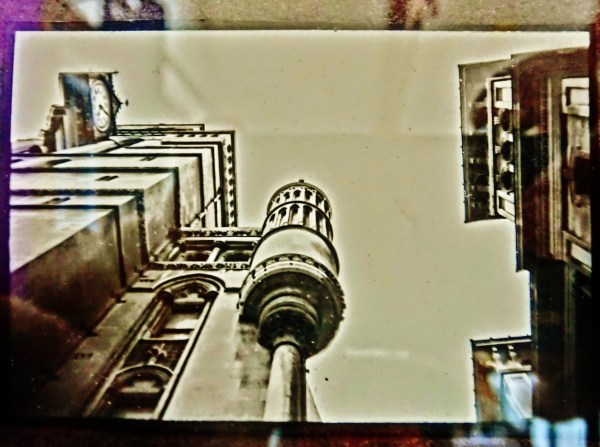 The City of London, architecture, photo bw, early eighties, Martin Cooney.
