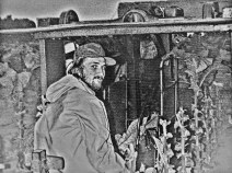 Martin Cooney, Tobacco Picker, near London, Ontario