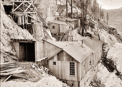 Yule Marble Quarry, 1910