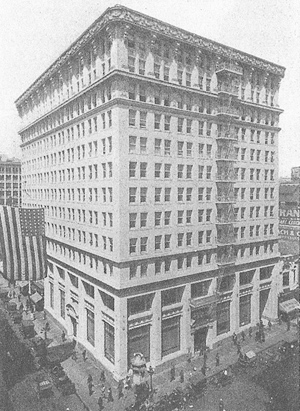 Citizen's National Bank, Los Angeles, California