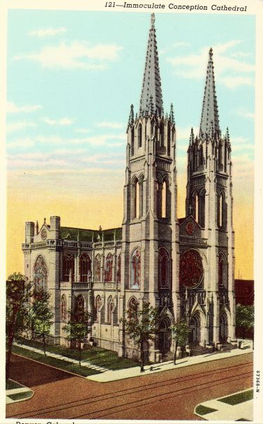 Immaculate Conception Cathedral, Denver, Colorado