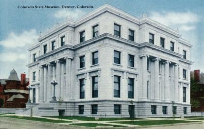 State Museum, Denver, Colorado