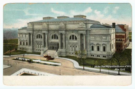 Metropolitan Museum of Art, New York City, NY
