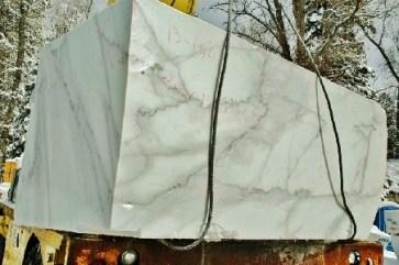 Lincoln Grey Slab, Colorado Yule Marble2