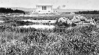 Lincoln Memorial Construction4