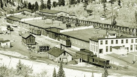 Yule Marble Quarry Company Finishing Mill (4)