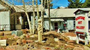 Redstone Art Gallery, Crystal River Valley, Along The Aspen Marble Detour, Colorado, by Martin Cooney