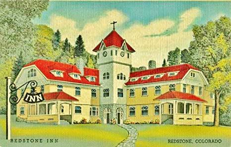 Restone Inn 1, Redstone Colorado, Along the Aspen Marble Detour