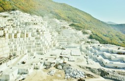 Birros Marble Quarry 4, Pirgon Quarry, near the village of Drama of Northern Greece