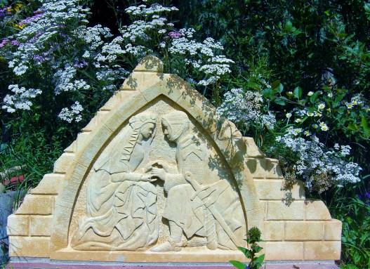 Will and Grace / The Sculpture Garden @ martincooney.com