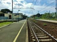 Italian Trains, Pietrasanta, Italy